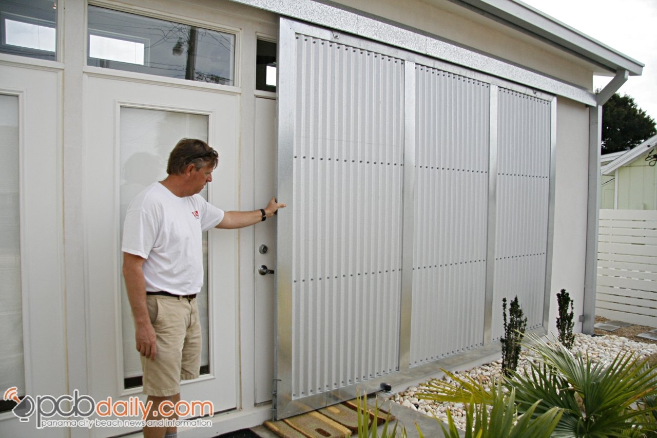 Hurricane Proof Sliding Doors