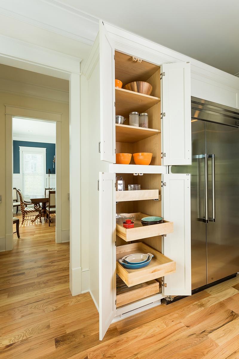 Kitchen Cabinets Slide Up Doors