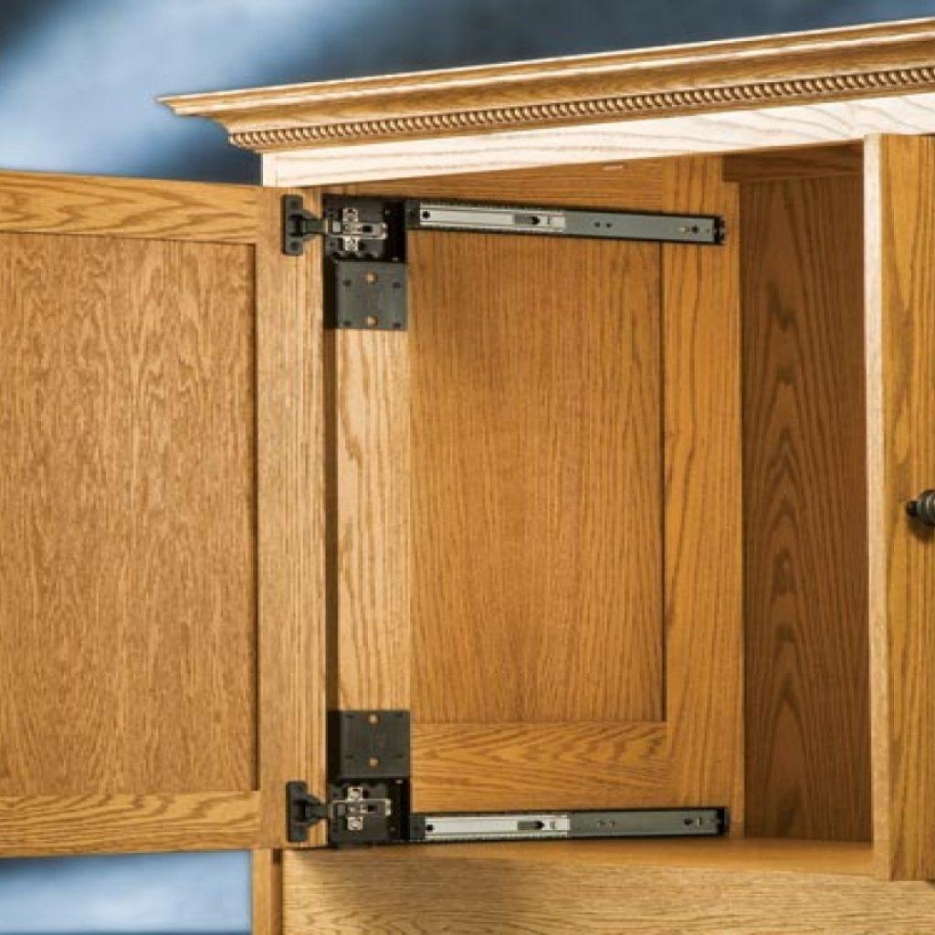 Kv Flipper Door Slidescabinet flipper door hardware cabinet pocket door hardware tv