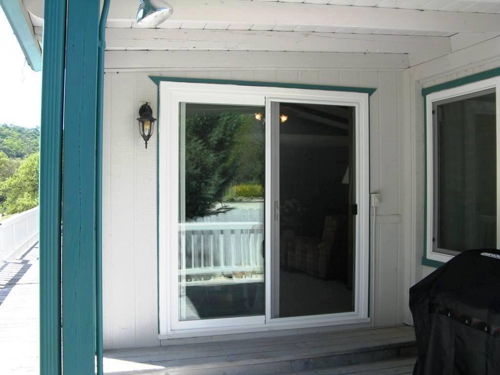 Milgard Sliding Glass Doors With Blinds