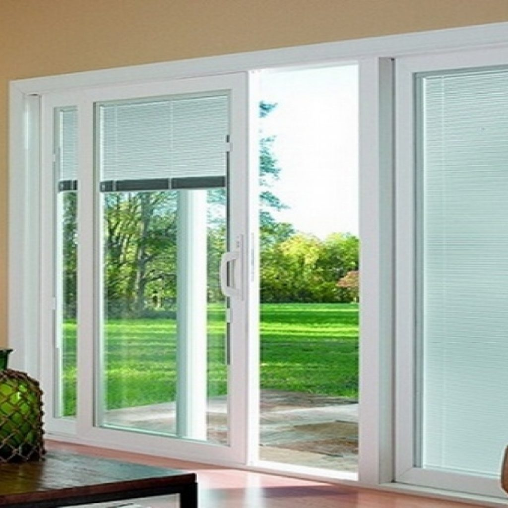 Pleated Blinds For Sliding Glass Doors1280 X 720