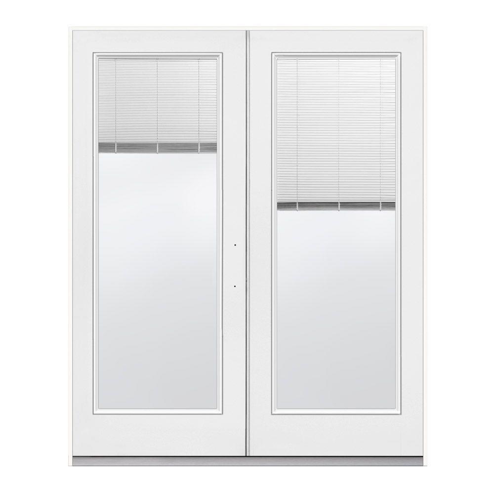 Reliabilt Sliding Door With Blinds1000 X 1000