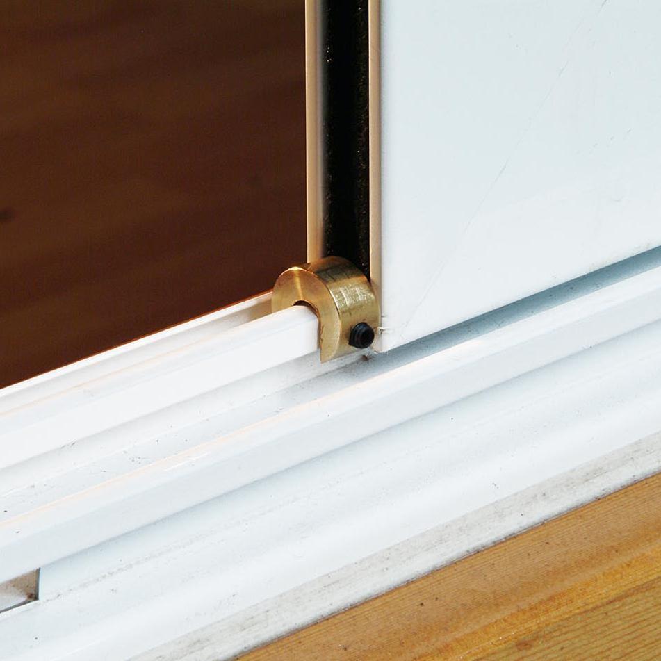 Safety Lock For Sliding Closet Doors951 X 951