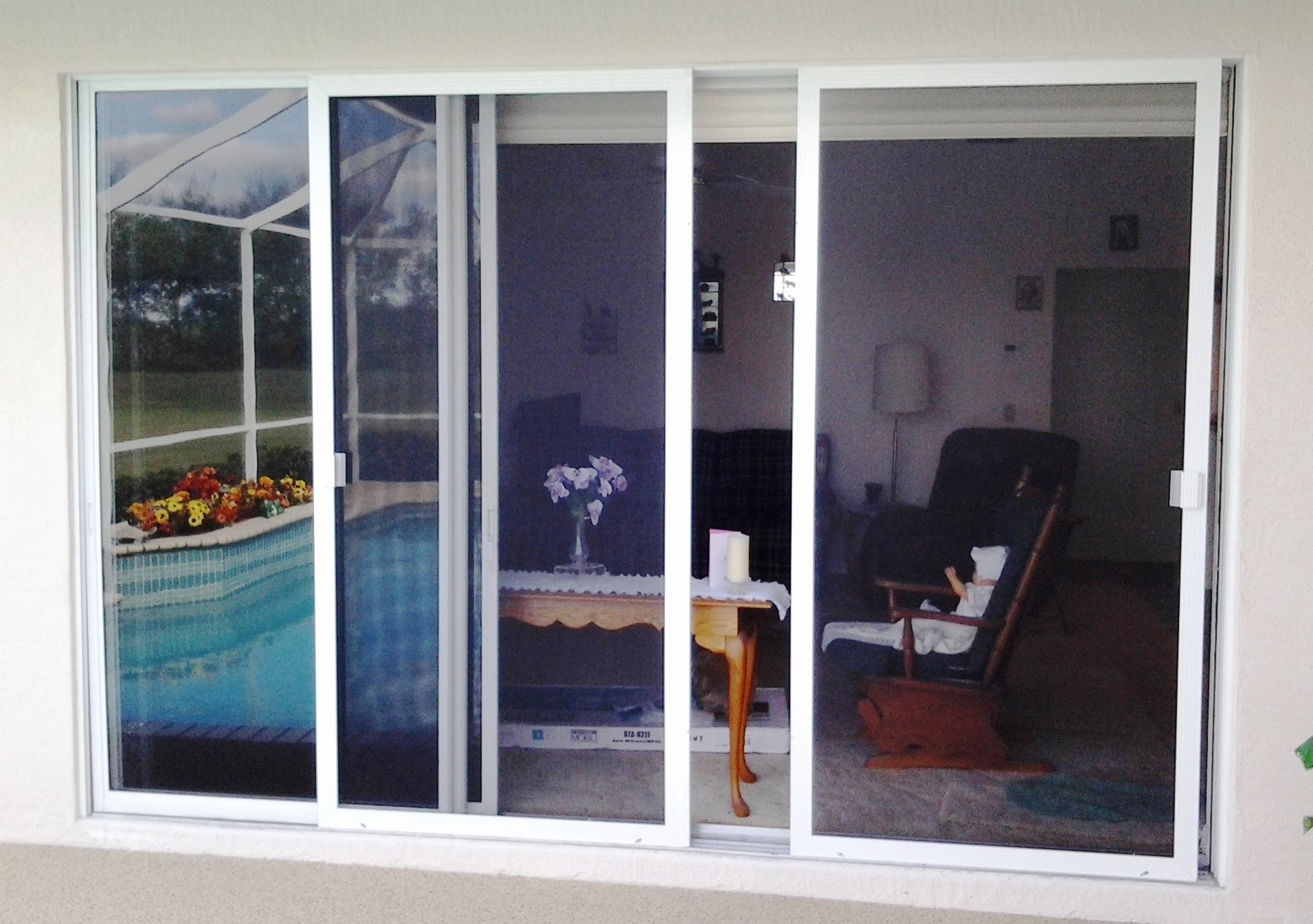 Screen Door For Sliding Glass Doordoors glamorous sliding glass screen door sliding screen door