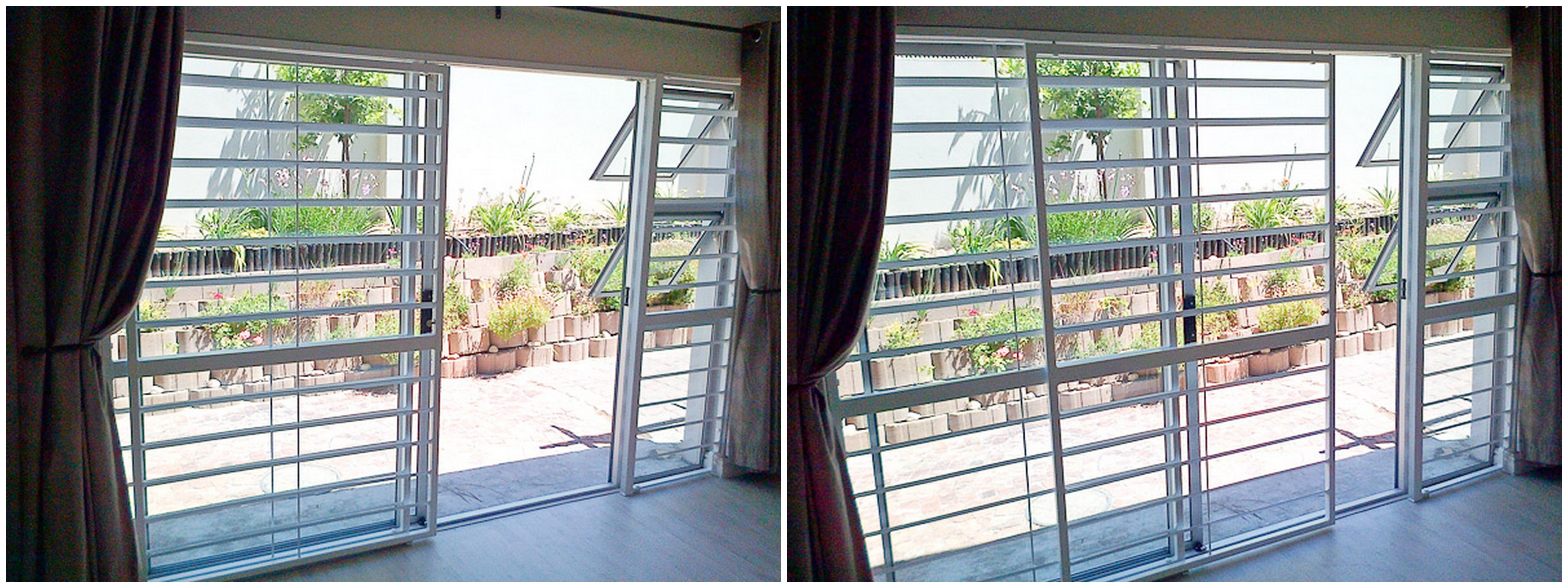 Security Gates For Sliding Glass Doors