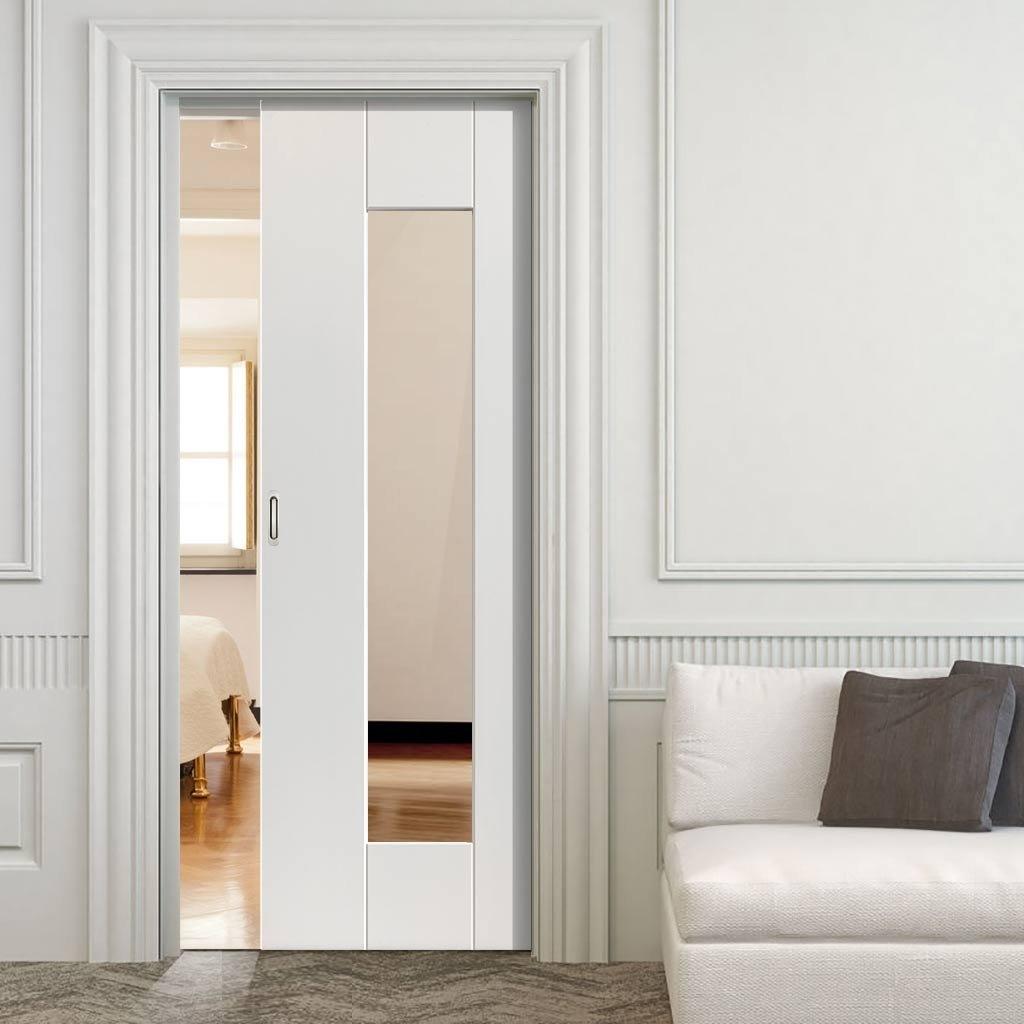 Single Sliding Pocket Door System1024 X 1024