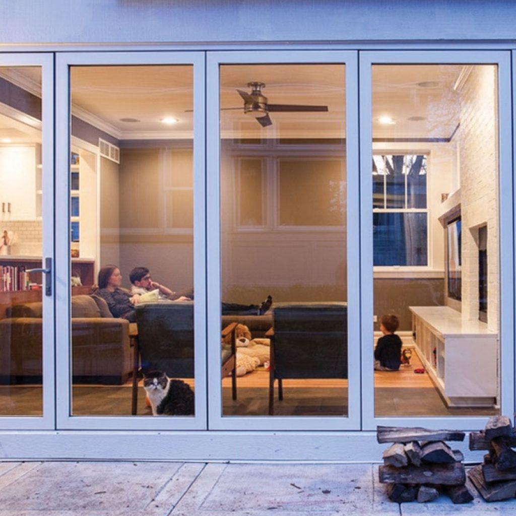 Slide & Fold Patio Door SetSlide & Fold Patio Door Set