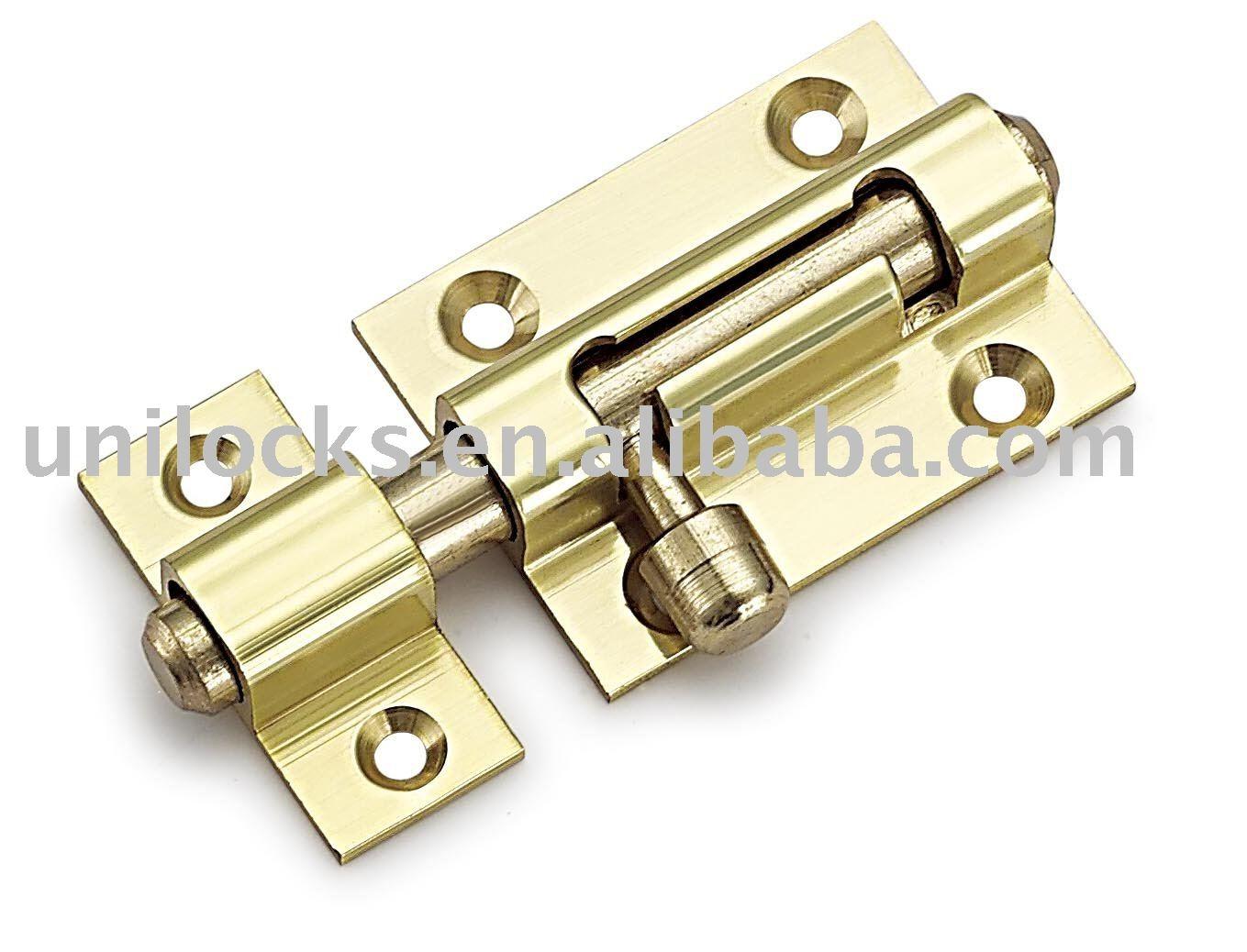 Slide Lock Door Bolt