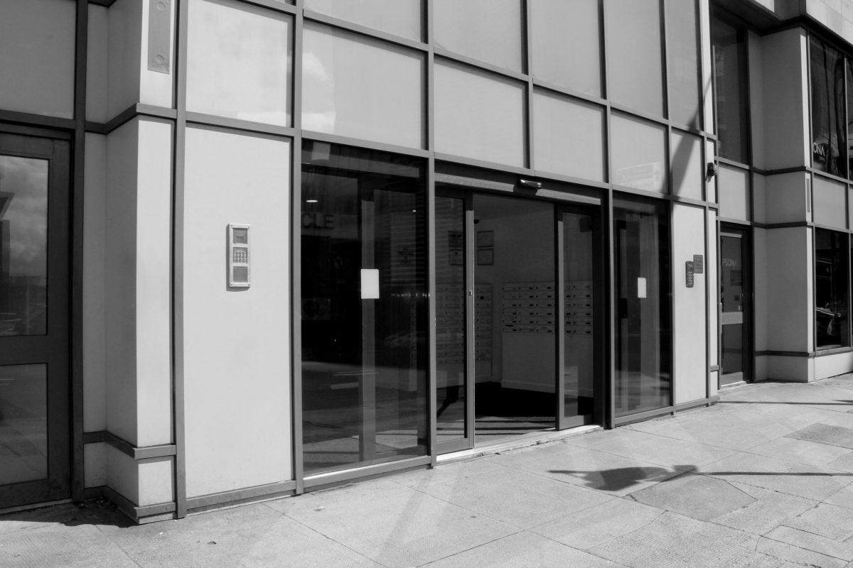 Sliding Door Systems Hillington Industrial Estate1200 X 800
