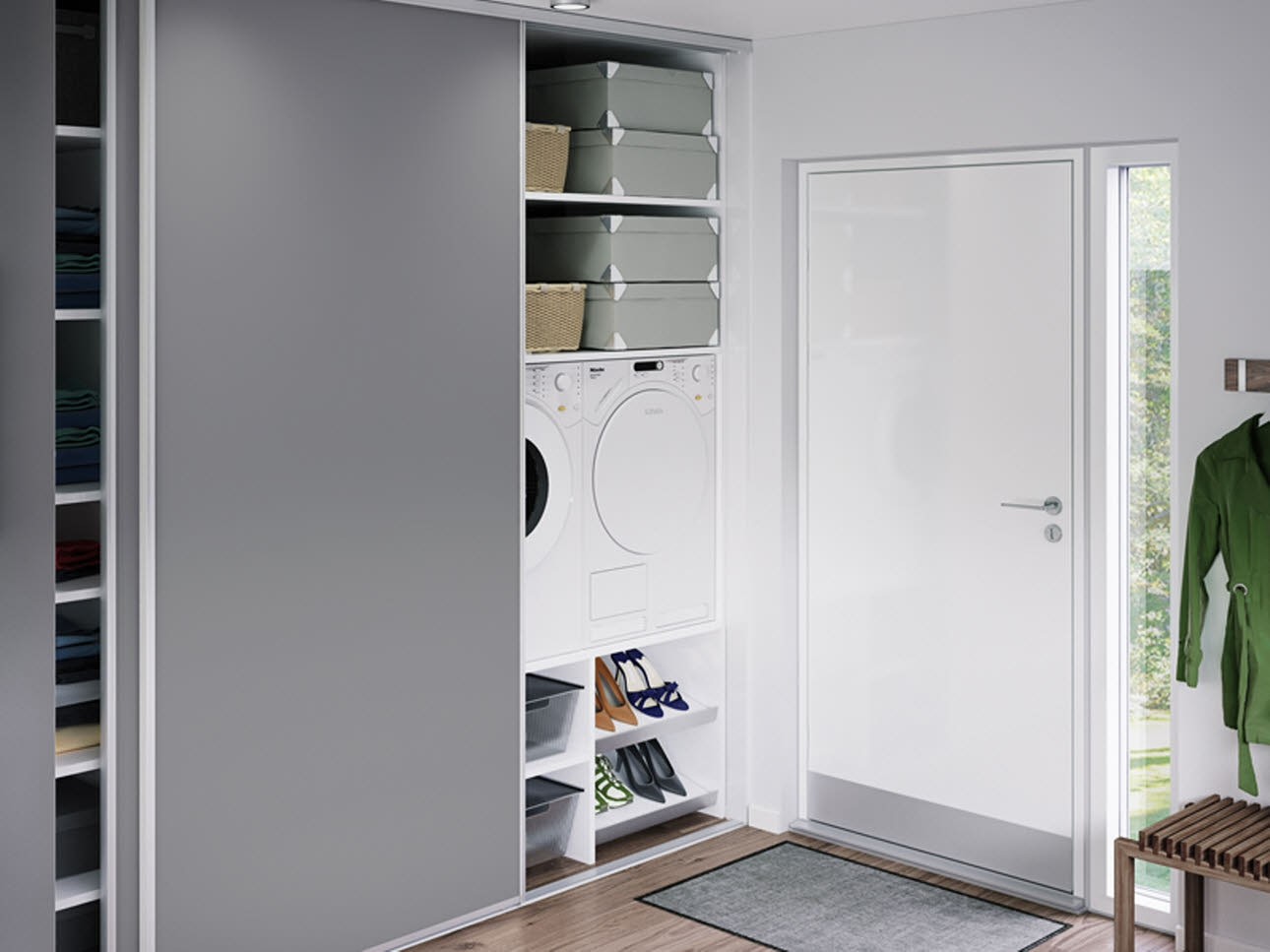 Sliding Doors For Utility Rooms1290 X 967