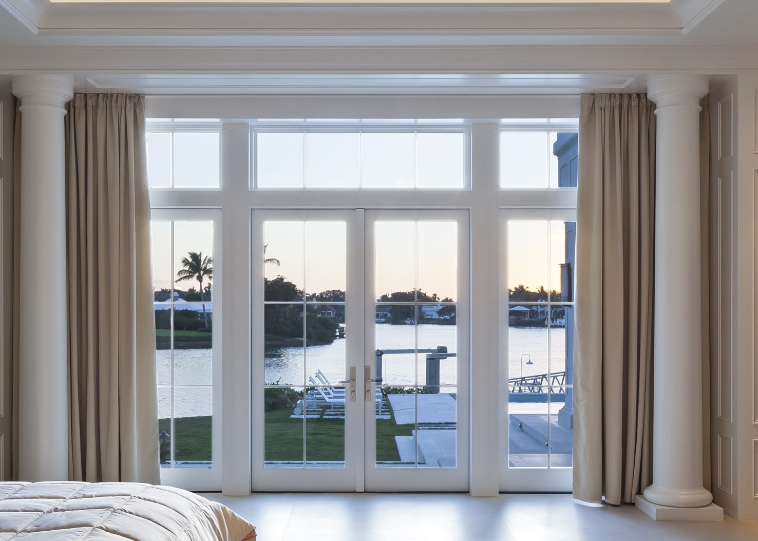 Sliding Glass Doors With Transom Window1476 X 1053