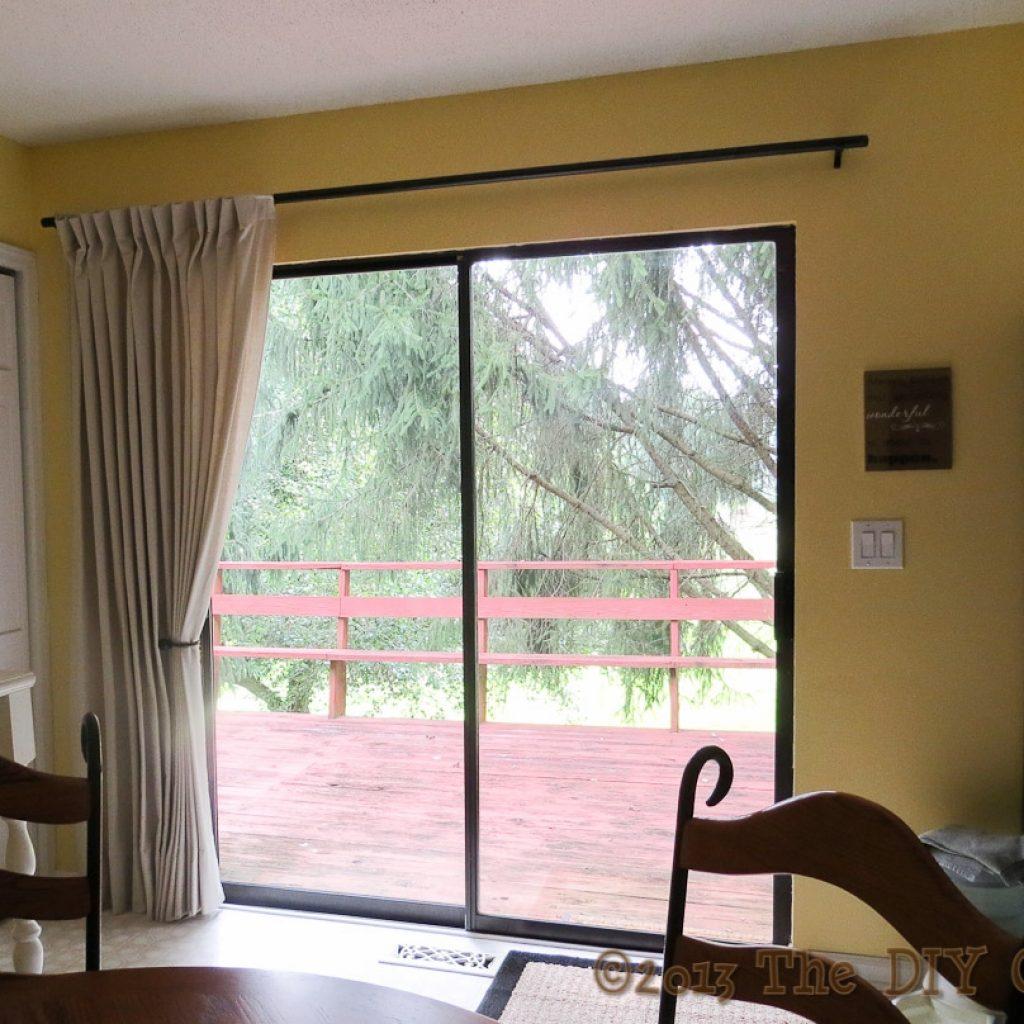 Sliding Patio Door Valanceswindow treatments for sliding glass doors drapes curtains 25 best