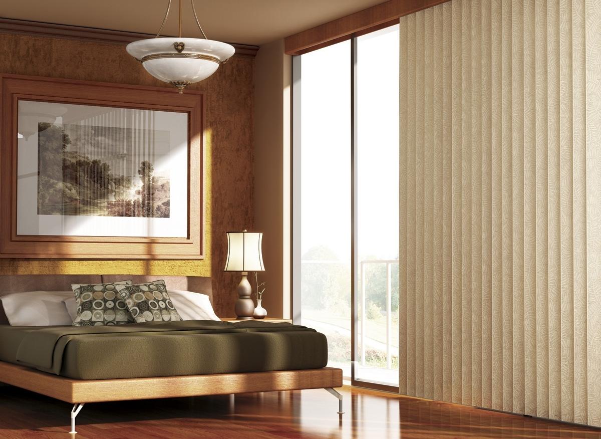 Wood Vertical Blinds For Sliding Glass Doors1200 X 876