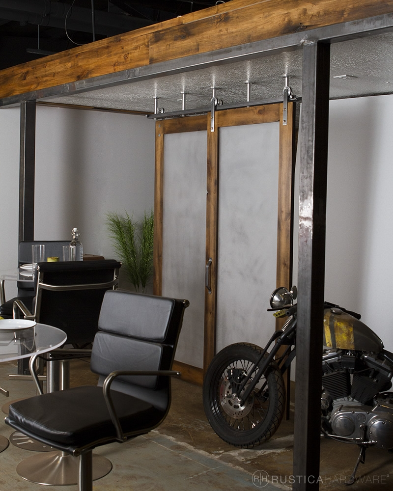 Ceiling Mounted Sliding Barn Door Hardwareceiling mount barn door hardware barn and patio doors
