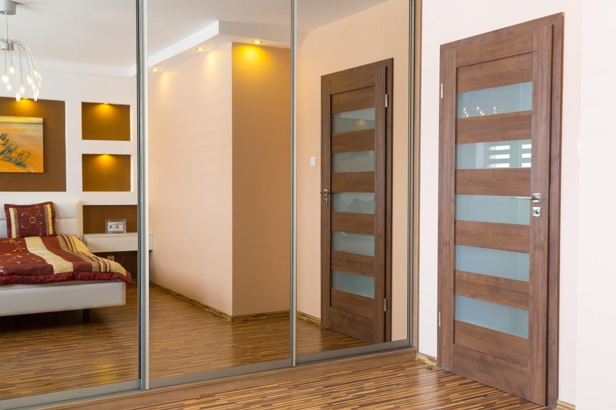Custom Size Sliding Wardrobe Doors