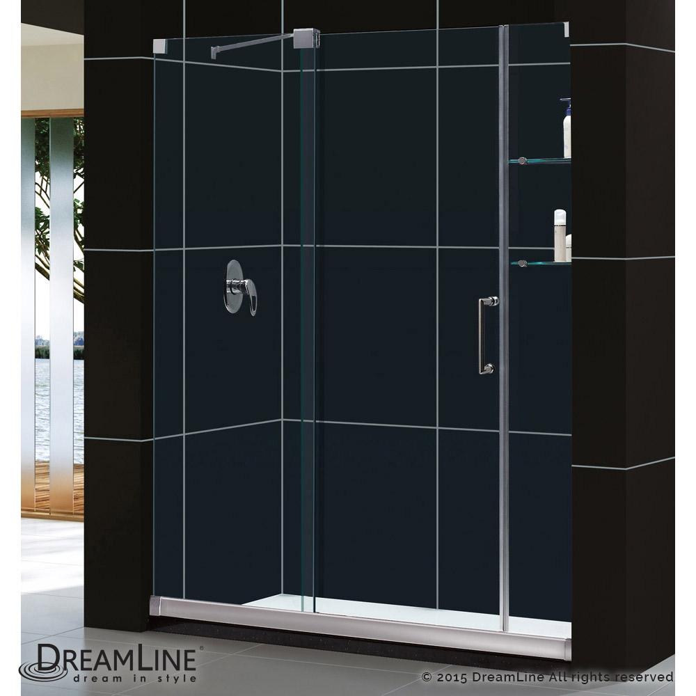 Dreamline Mirage Sliding Shower Door1000 X 1000