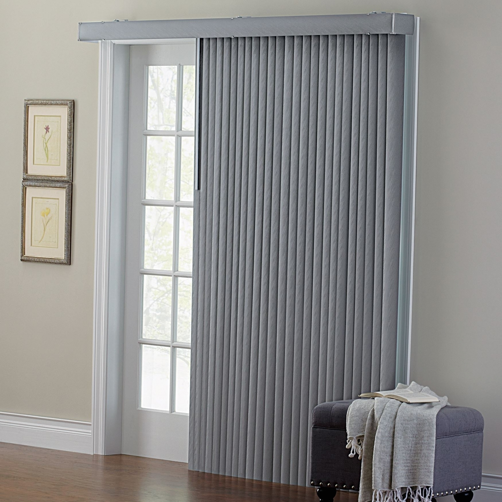 Fabric Vertical Blinds For Sliding Glass Doors1663 X 1663