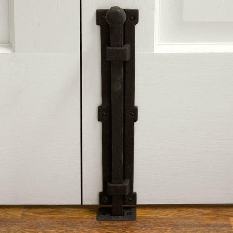 Floor Mounted Sliding Door Lock