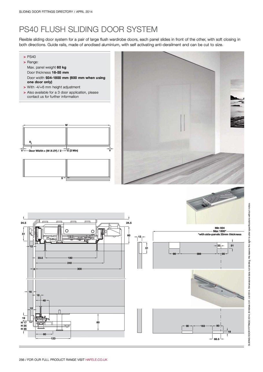hafele door guide view larger image sc 1 st. Black Bedroom Furniture Sets. Home Design Ideas