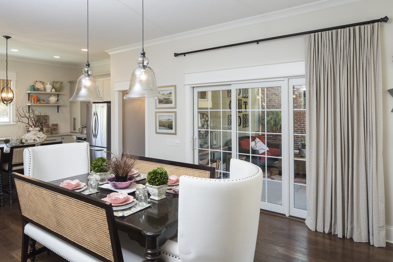 Kitchen Sliding Door Coverings