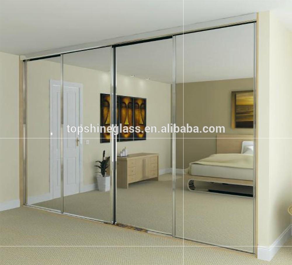 Large Mirror Wardrobe Sliding Doors