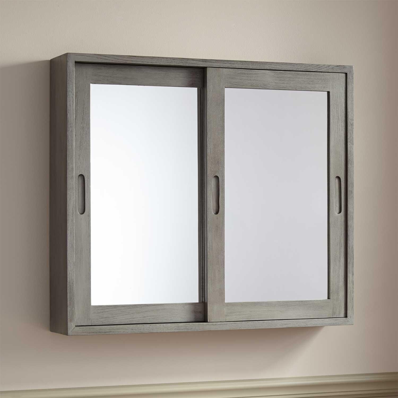 Large Sliding Door Medicine Cabinet1500 X 1500
