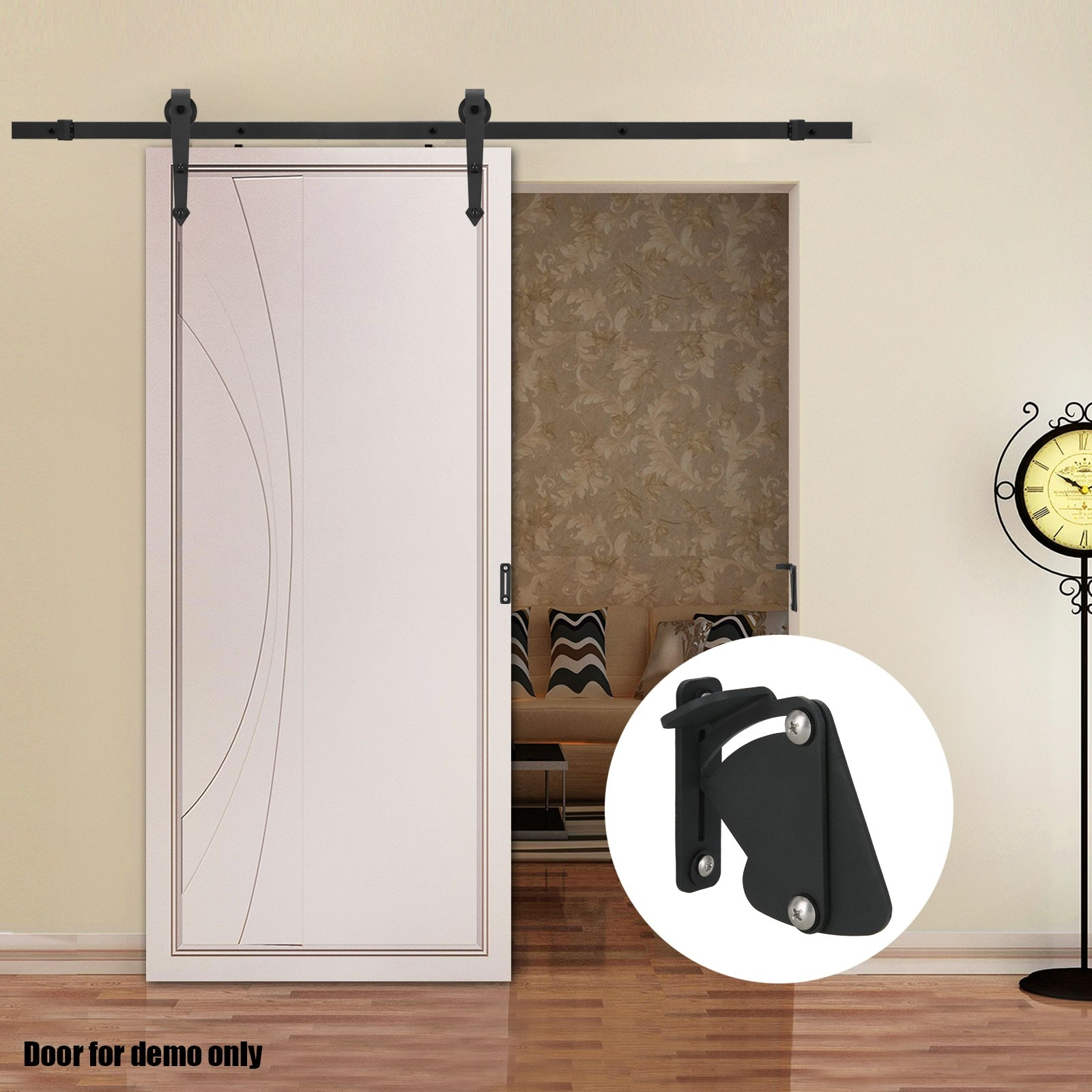 Locking Sliding Barn Door Hardwaresliding barn door lock fancy sliding barn door hardware for