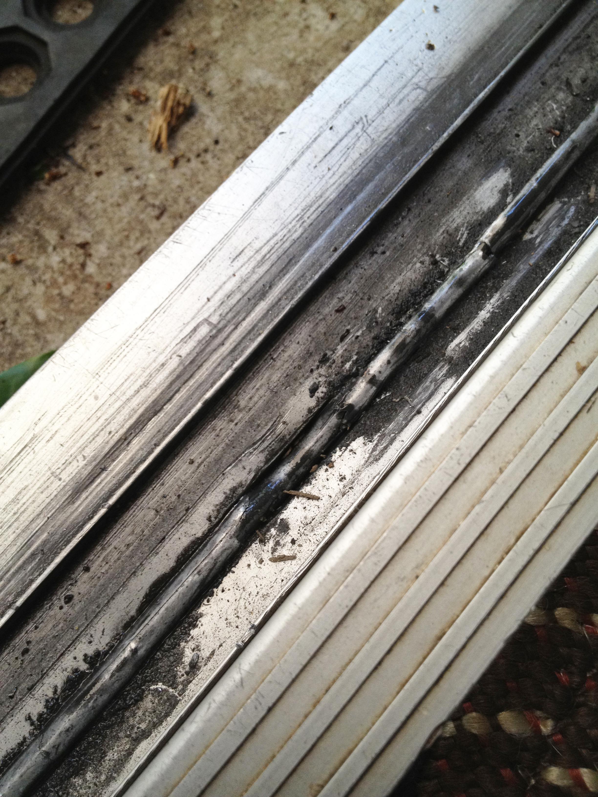 Repairing Sliding Glass Door Tracksee us in action
