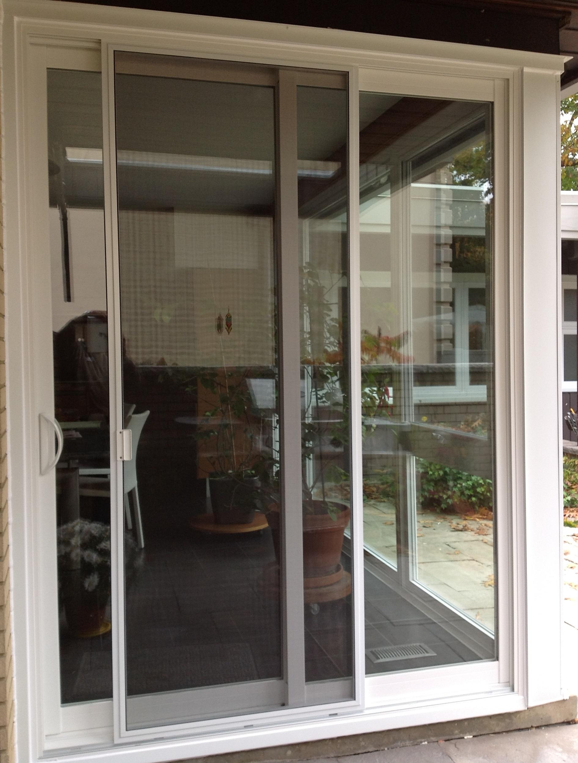 Sliding Screen Door For Apartment Balcony1895 X 2500