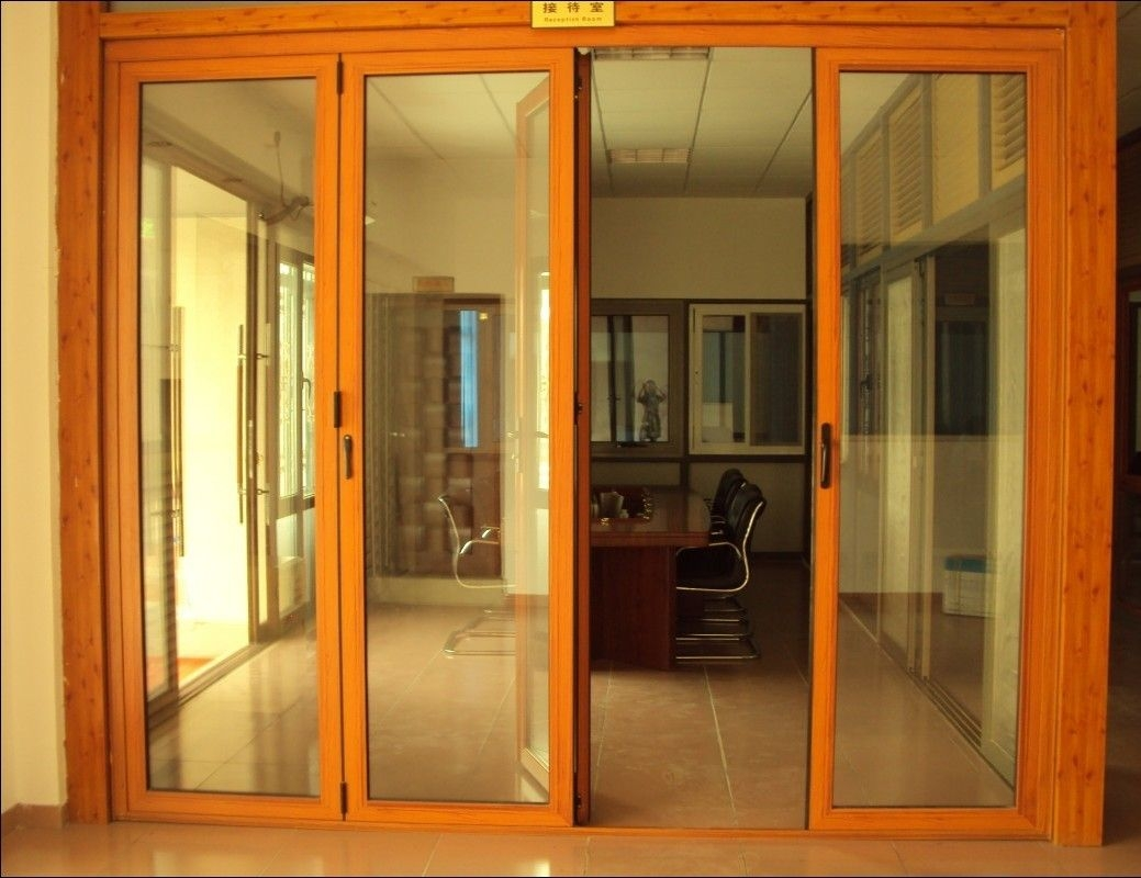 Wooden Sliding Glass Doors1039 X 800