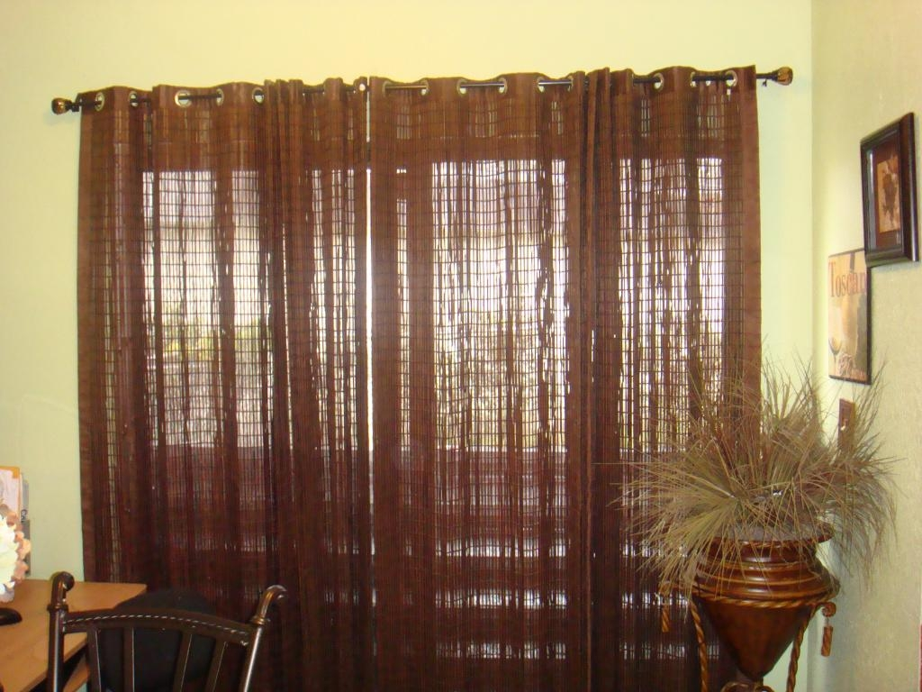 Bamboo Curtains For Sliding Glass Doorscurtains for sliding glass doors bamboo curtains for sliding