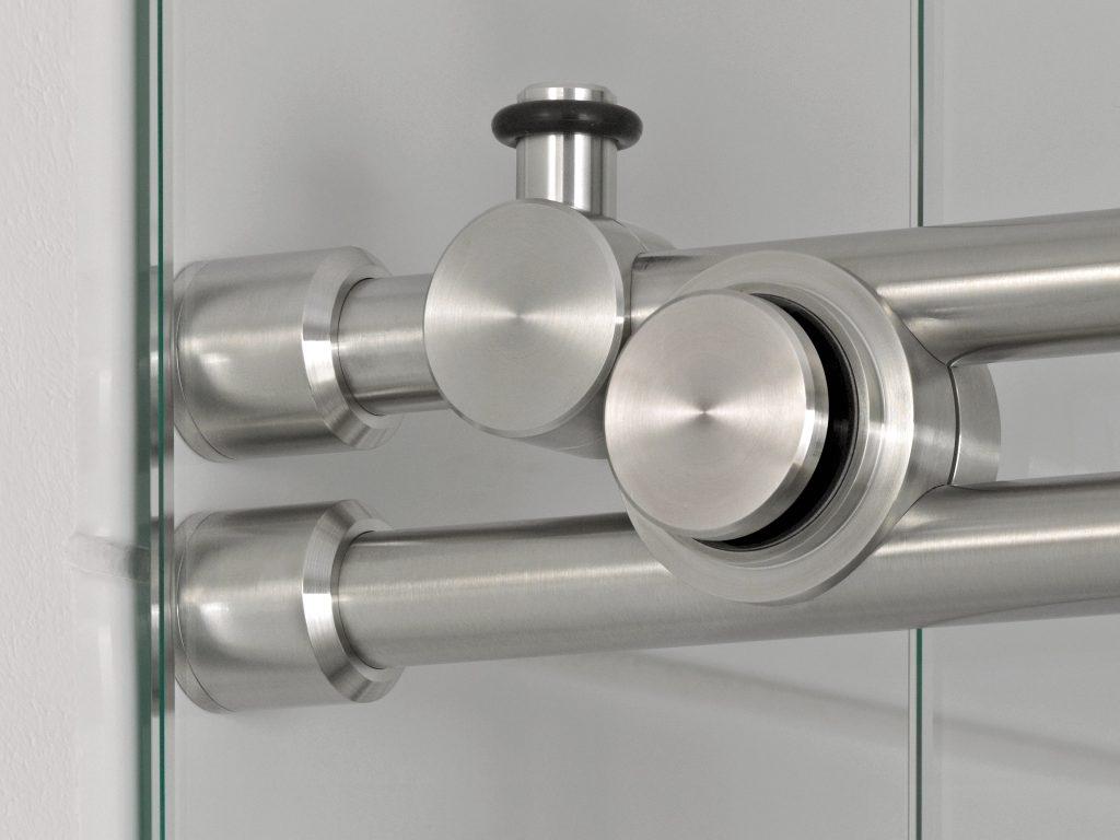 Brackets For Sliding Shower Doors