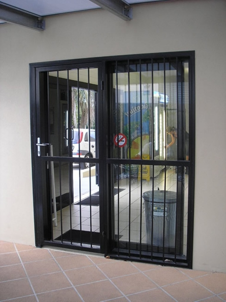 Burglar Bars For Sliding Glass Doors