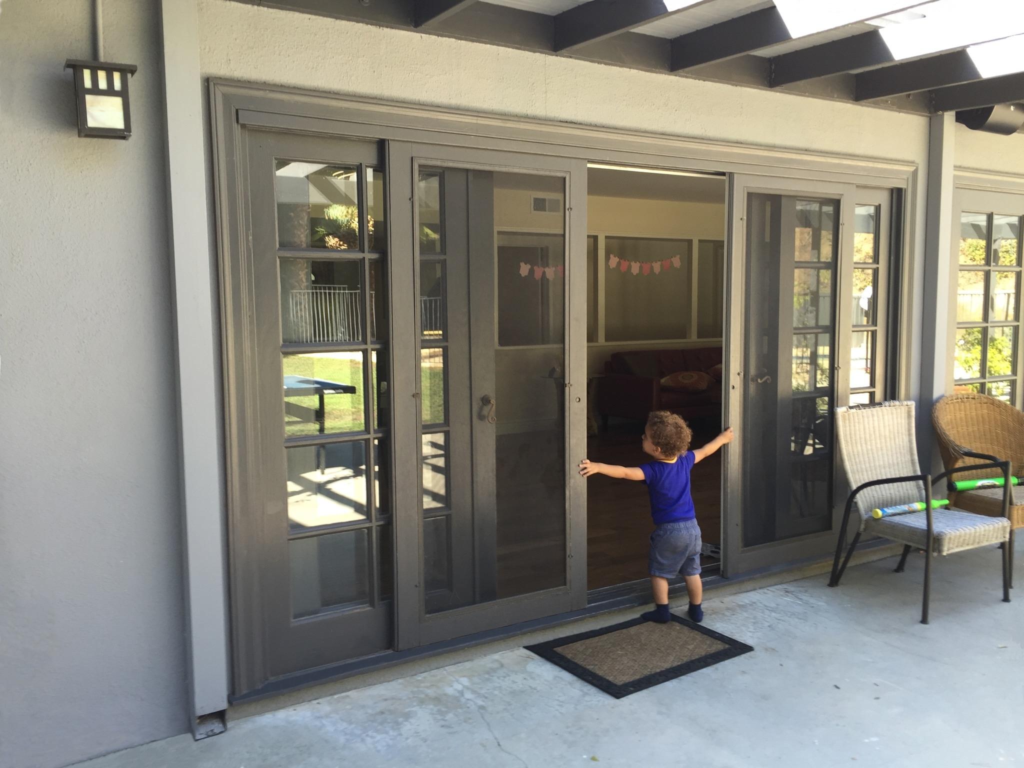 Custom Sliding Screen Doorspatio doors screen dooring glass patio doors repairs northridge