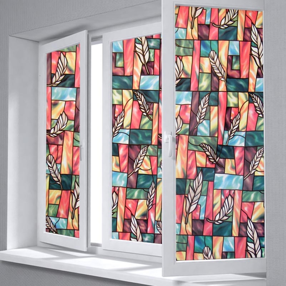 Decorative Window Film Sliding Glass Doorsglass window film picture more detailed picture about colored
