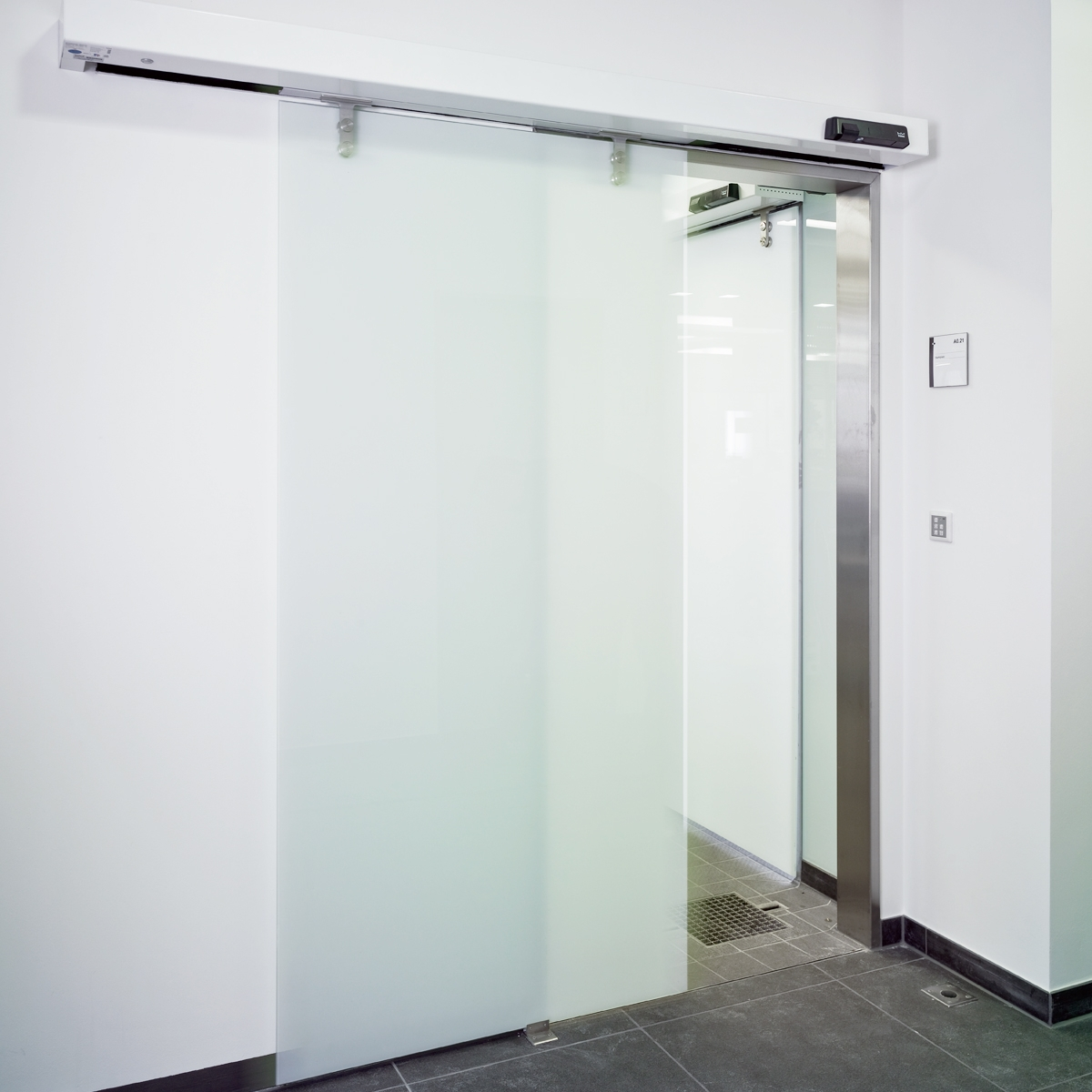 Dorma Glass Sliding Door System