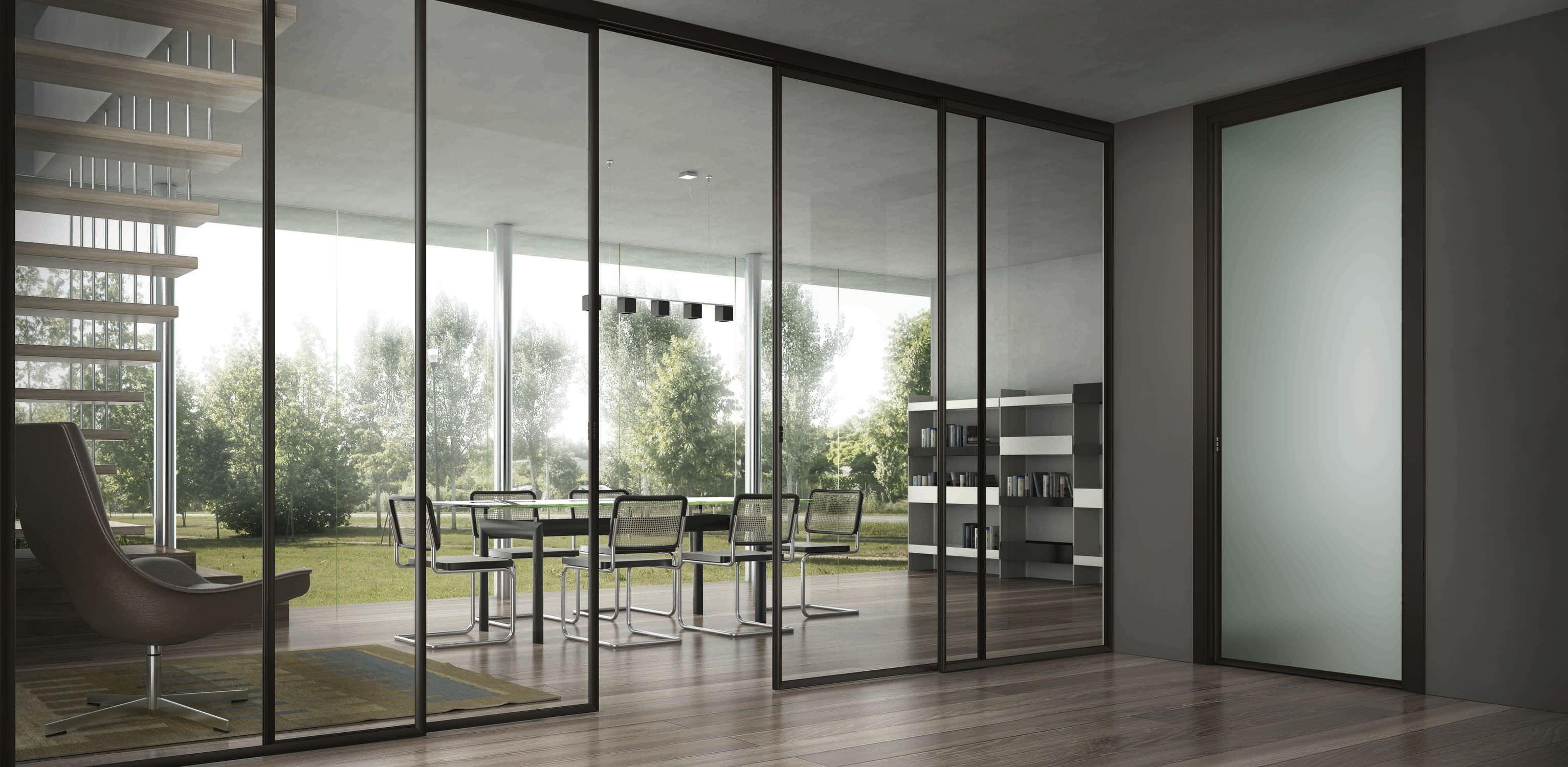Full Wall Sliding Glass Doors3065 X 1500