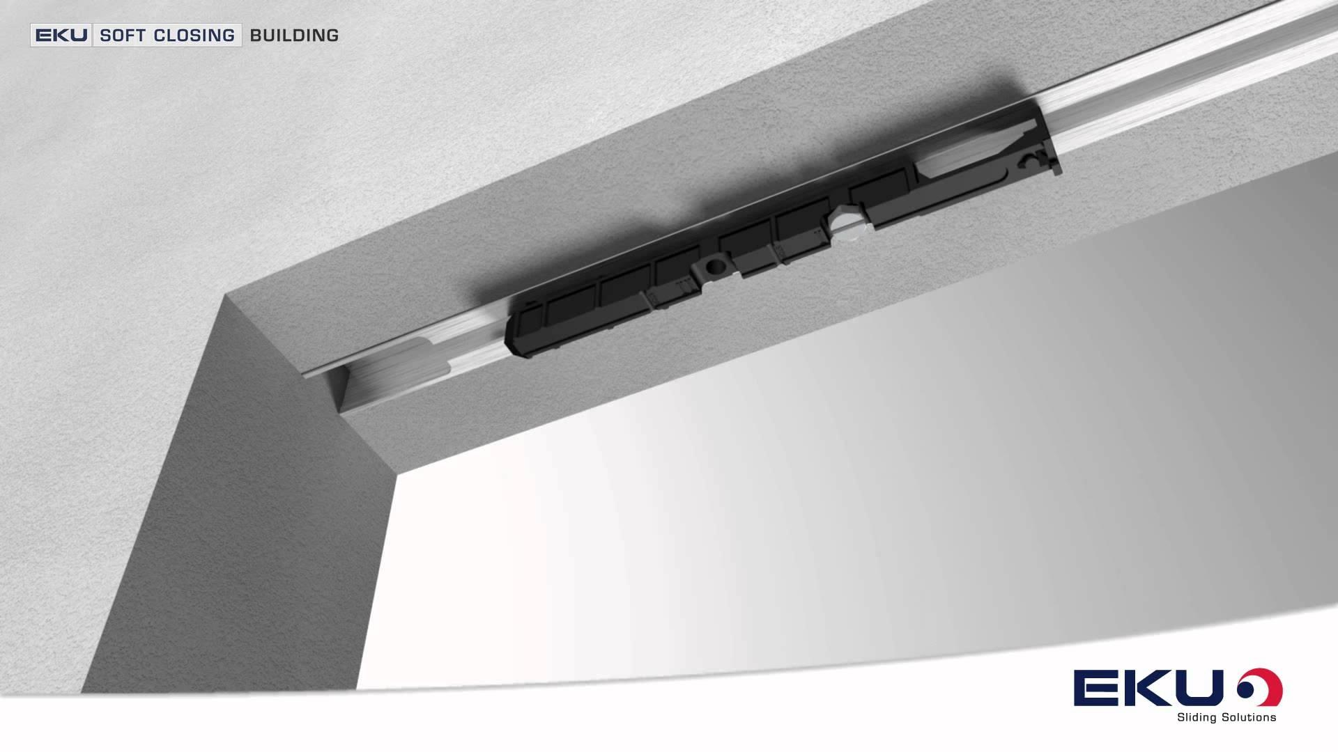 Hafele Pocket Door Slide Systemhafele installation guide soft closing sliding hardware eku