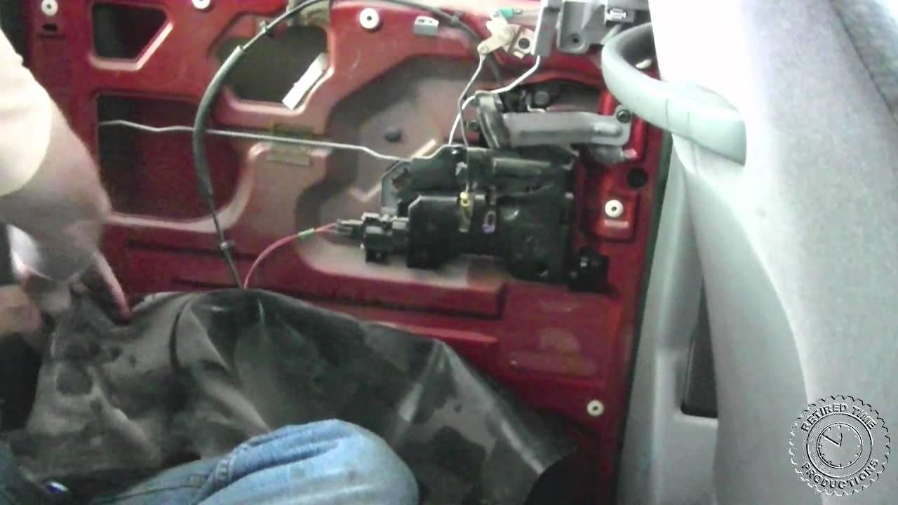 Minivan Sliding Door Sticks1280 X 720