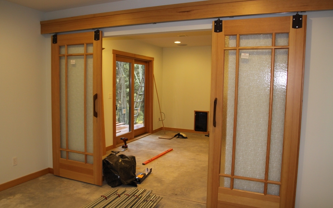 Mobile Home Sliding Door Track
