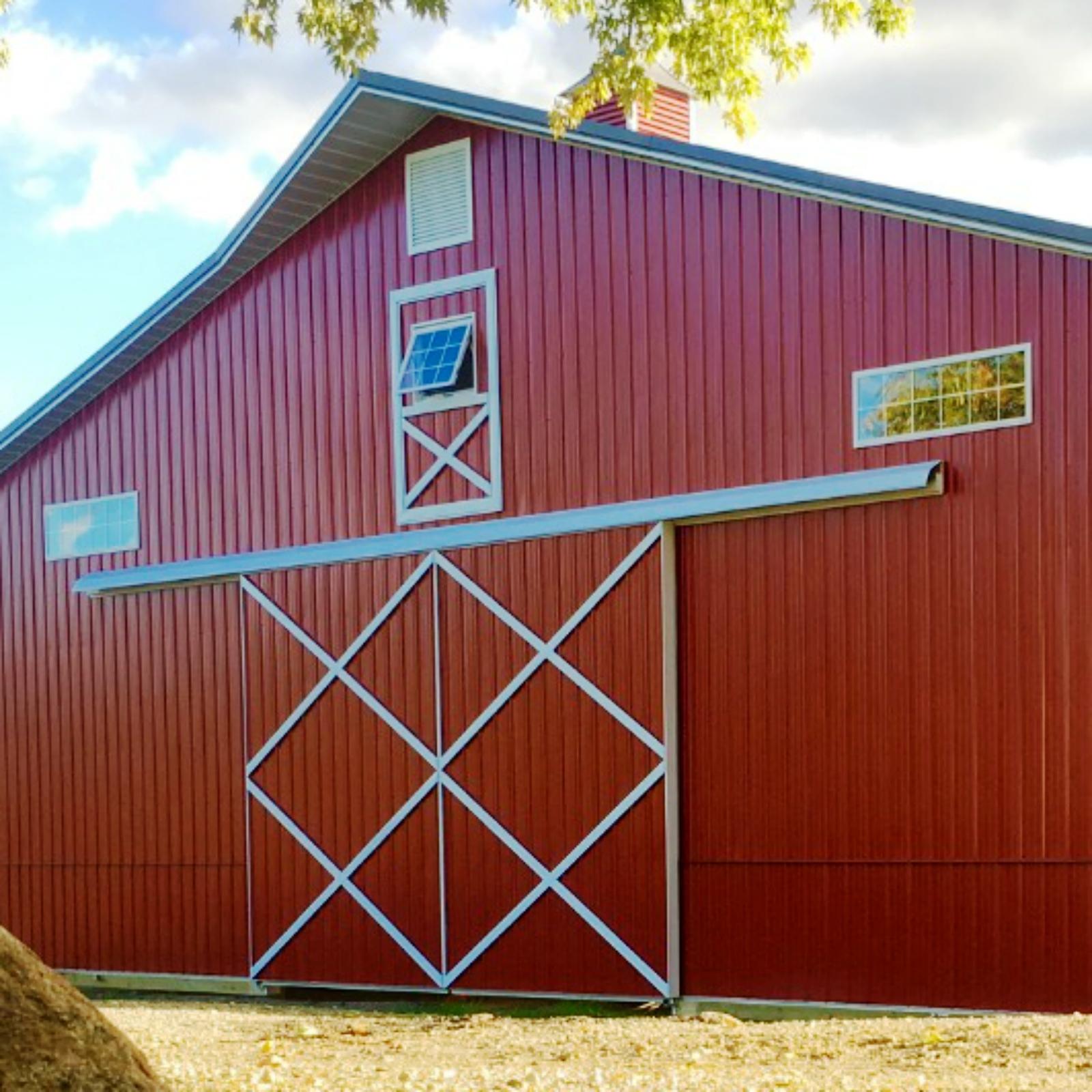 Pole Barn Sliding Door FramePole Barn Sliding Door Frame