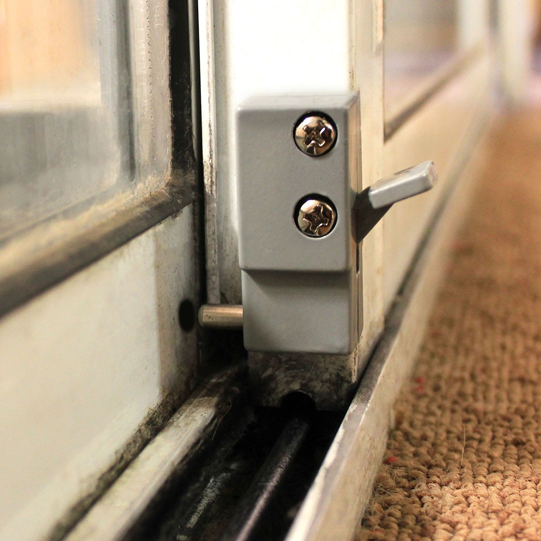 Security Locks For Sliding Glass Doors