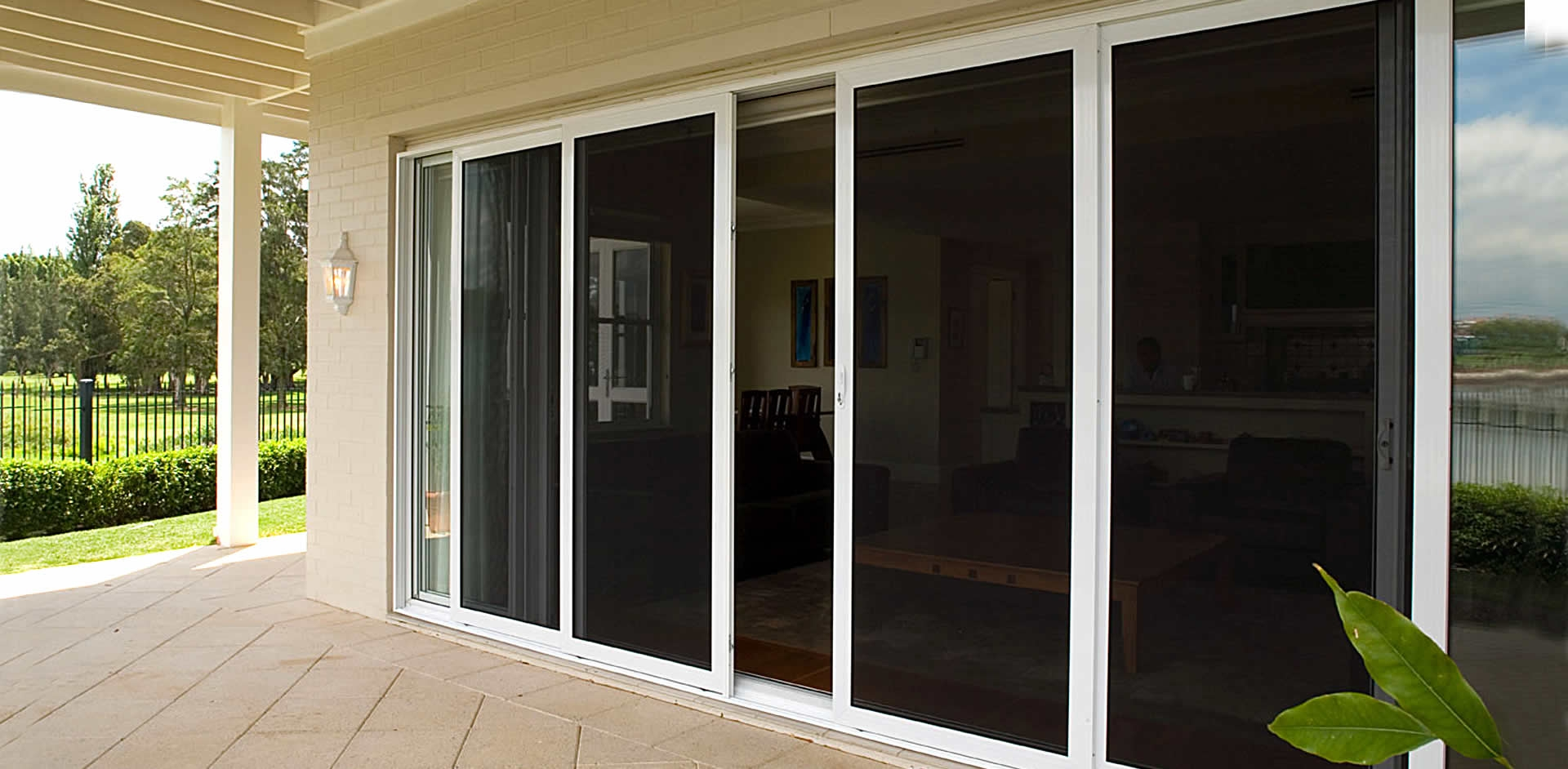 Security Screens For Stacker Sliding Doors