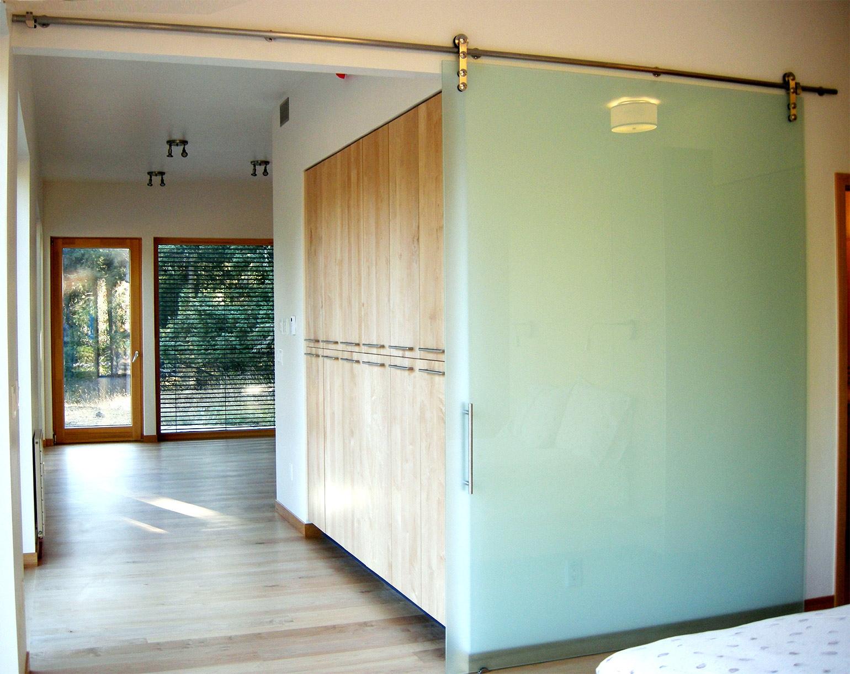 Sliding Barn Doors With Frosted GlassSliding Barn Doors With Frosted Glass