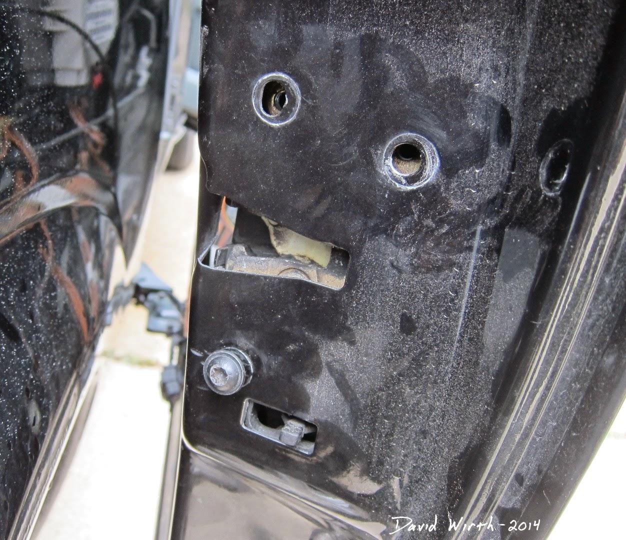 Sliding Door Lock Broken3 common problems chrysler town country