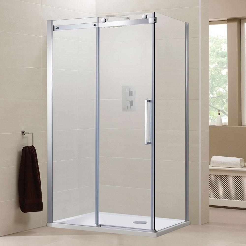 Sliding Door Shower Enclosure 1000 X 700