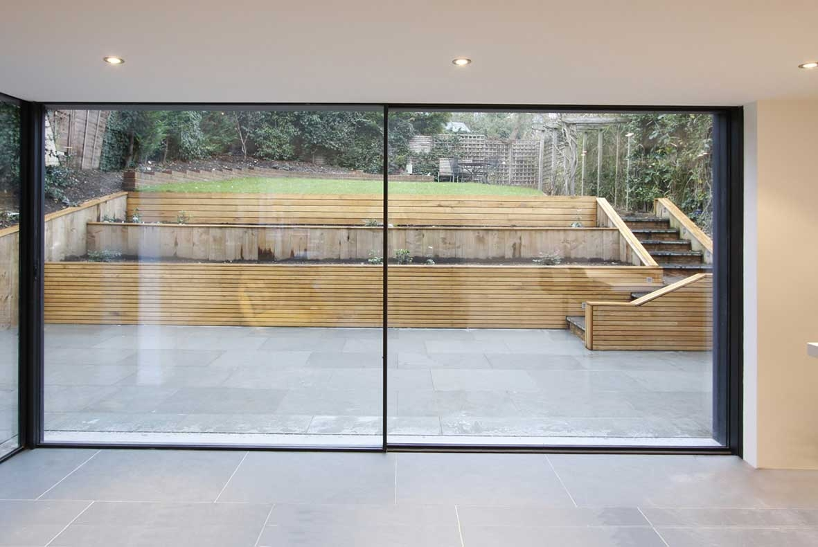 Sliding Glass Doors Into Wall Cavity Sliding Doors