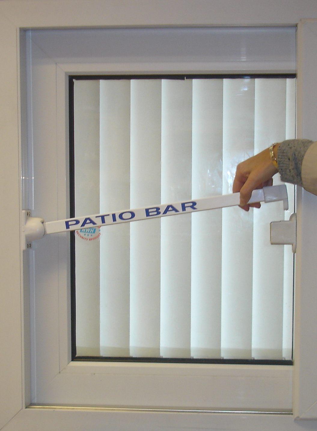 Sliding Glass Patio Door Security BarSliding Glass Patio Door Security Bar