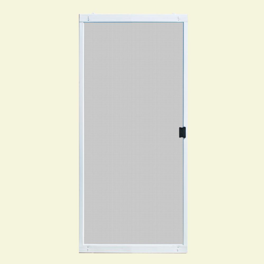 Standard Size Sliding Screen Door