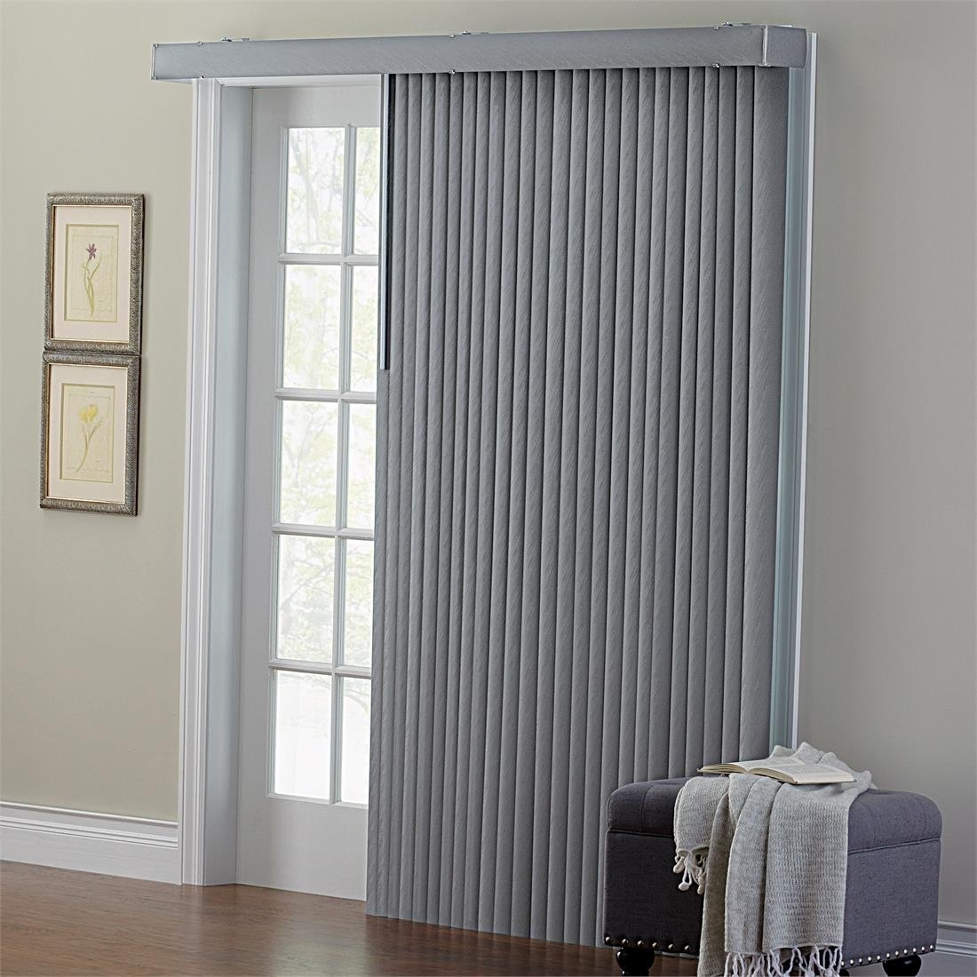 Vertical Blinds For Kitchen Sliding Doors
